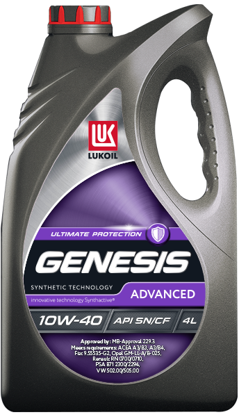 LUKOIL GENESIS ADVANCED